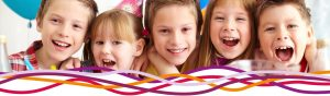Children's party at the John Godber Centre