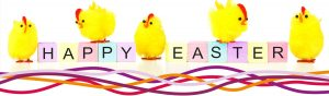 Happy Easter message from the John Godber Centre