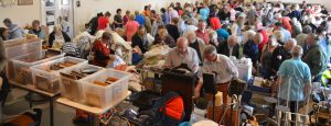 Hucknall Jumble Sale at The John Godber Centre