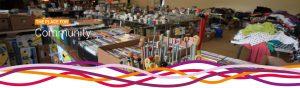 Hucknall Jumble Sale at The John Godber Centre