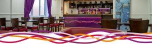 Upstair Ben's Bar at the John Godber Centre