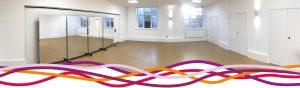 The Studio room at the John Godber Centre, Hucknall