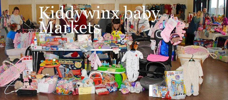 Kiddywinx Baby Markets poster