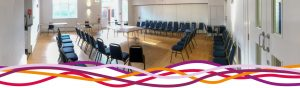 The Byron room at the John Godber Centre, Hucknall